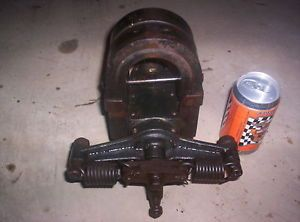 Very RARE The Star Magneto Herculese Electric Mfg Co Type M Hit Miss Gas Engine