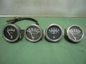 Stewart Warner Oil Temp Gauge