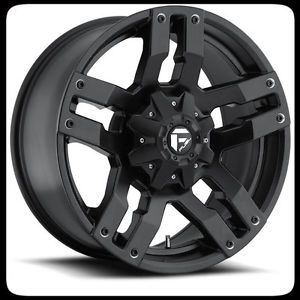"20"" Fuel D515 Pump Black Rims Toyo 38x13 50x20 Open Country MT Tires Wheels"