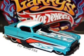 Hot Wheels Larry's Garage Metrorail Nash Metr Toys R US