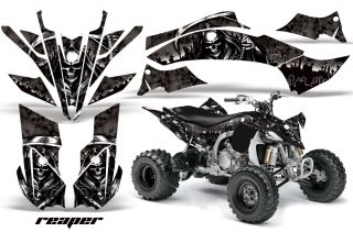 AMR ATV Graphics Kit Sticker Yamaha YFZ 450 YFZ450 Quad