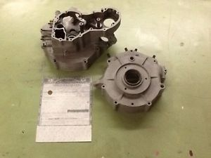 Antique Vintage Original Harley 1957 FLH Panhead Engine Motor Cases