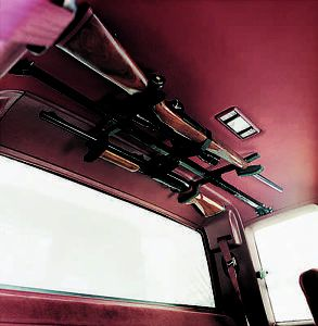 New Big Sky Racks SBR 2G Telescoping Two Gun Skybar Series Truck Ceiling Rack