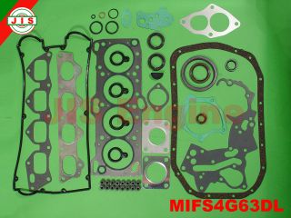 Mitsubishi 93 94 Eclipse Turbo 4g63 Full Gasket Set MIFS4G63DL