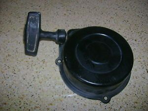 2005 Suzuki King Quad 4x4 700 ATV Engine Pull Start Cover Panel Recoil Starter