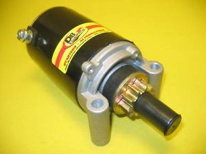 New Starter for John Deere Kohler Engines 2148 2354 Sabre 21 23 HP