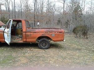 1977 1979 Ford Truck Short Bed