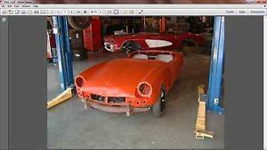 1965 Triumph Spitfire with Chevy 350 LT1 Hot Rod Project
