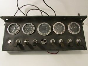 Stewart Warner RPM Gauge