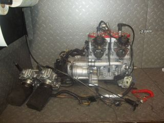 Polaris Proxr Pro XR x RMK 440 700 Motor Engine Runs Great