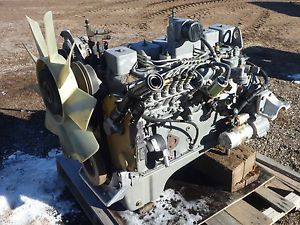 Ford 6 BTA 5 9L 12 Valve Cummins Turbo Diesel Engine F 700 F 800 CPL 1551