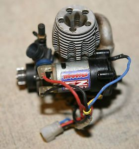 Traxxas TRX 2 5 Nitro RC Car Engine with EZ Start Revo Rustler Jato Tmaxx