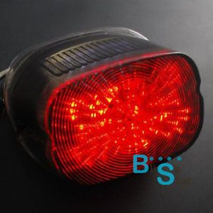 LED Tail Light Fit Harley Softail Sportster Fatboy Road King Dyna Electra Glide