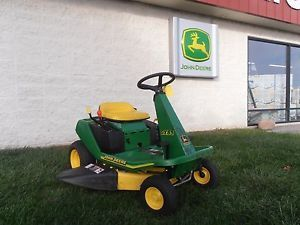 Used John Deere GX85 Rear Engine Rider Mower