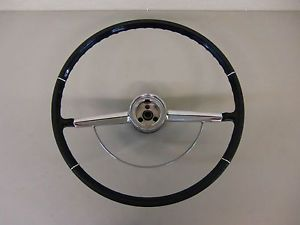 1964 1965 Chevrolet Chevy Chevelle Malibu Steering Wheel Horn Ring Original