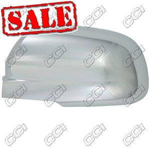 2004 2011 Chevrolet Aveo Sedan Full Chrome Mirror Cover Kit
