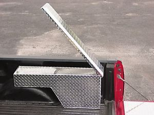 Truck Tool Box Pork Chop Wheel Well EX Tall RT or Lt