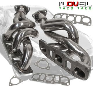 Nissan 350Z Infiniti G35 JDM Racing Exhaust Header Stainless Steel V6 VQ35DE