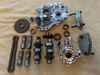 Harley Davidson Twin Cam Engine Parts