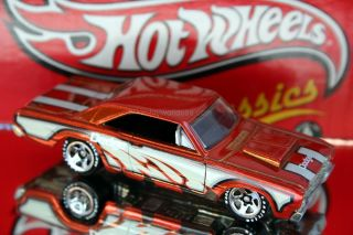 Hot Wheels Classics Series 1 3 '70 Dodge Dart Orange