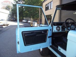 Top Quality 1974 Ford Bronco Fully Restored 302 V8 Ranger Ready to Show or Go
