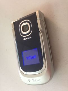 Nice Used Nokia 2760 Unlocked ATT T Mobile Bluetooth Camera FM Radio Flip Phone 6417182765957
