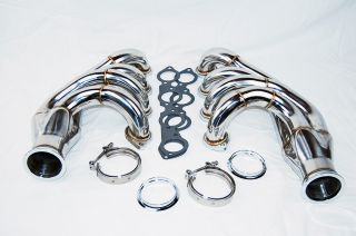 Big Block Chevy Up Forward Turbo Headers Manifolds Header V8 Chevrolet BBC
