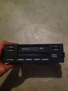 BMW C43 E38 Business Radio Cassette Stereo C43 Mid 740i 750