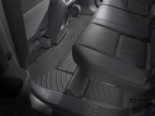 Weathertech® Digitalfit Floorliner 2006 2013 Honda Ridgeline Black