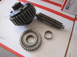 Cub Cadet Tractor Mower 1220 Transmission Gears 1225 1315 1320 1325 1330 A798