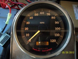 Genuine Harley Speedometer 96 Up Softail Road King Fatboy Wide Glide Dyna
