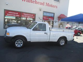 2008 Ford Ranger Only 92 000 Miles Super Clean Ladder Rack Tool Box Utility Bed