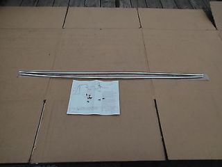 1973 78 Chevy GMC Blazer Front Roof Drip Molding Unit GM 994556 Bin 8A