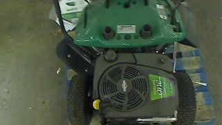 Weedeater 26 in 190cc Briggs and Stratton Rear Engine Riding Mower