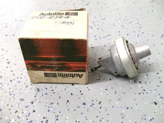 1960s Ford Mustang Vacuum Advance Assembly in Original Autolite Box