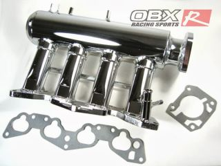 OBX High Flow Air Intake Manifold 96 97 98 99 00 Honda Civic 1 6L