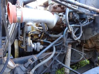 Cat Caterpillar 3126 7 2L 6 Cyl Diesel Engine Motor 166K Miles