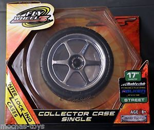 "Jakks Fly Wheels 17"" Buddy Club P1 Racing 2 Plus Wheel Falken RT 615 Street Tire"