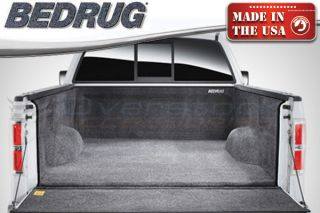 Bedrug Bed Rug Liner 2009 2013 Dodge RAM 1500 2500 3500 5 7ft Bed w Rambox