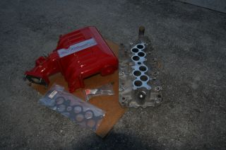 Ford Mustang SVO Upper and Lower Intake Cobra