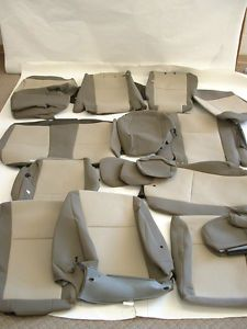 New Cloth Seat Covers Dodge Journey 09 Factory Original Seats Set