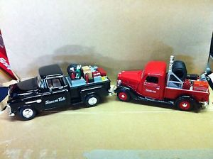 Snap on Tools 1955 Chevy Pickup 1937 Ford Pickup Die Cast Coin Banks