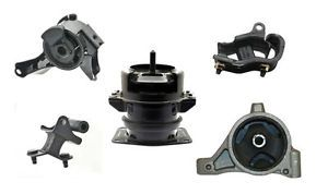 06 07 08 Honda Ridgeline Engine Motor Mount Set 3 5L Automatic Transmission