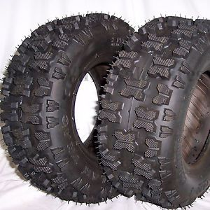 2 13x5 00 6 Kenda Polar Trac Tires for Snow Blowers Throwers Tillers Go Karts