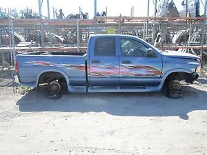 Steering Gear 2002 2003 2004 2005 Dodge RAM 1500 Power Rack Pinion 4x2