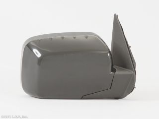 Passenger RH Right Heat Black Power Electric Side View Mirror Ridgeline