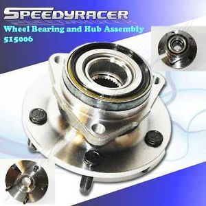 1998 1999 Dodge RAM 1500 Truck 4WD Front Wheel Hub Bearing Assembly