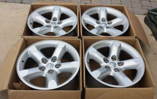 "2002 2012 Dodge RAM 1500 20"" Silvery Big Horn Wheels Rims Silver Alloy Gray"