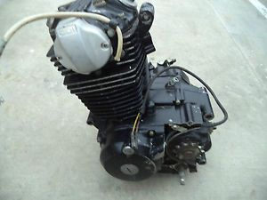 1983 1985 Honda ATC 200x Engine Motor Running Working 5