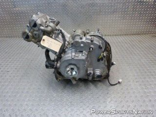Suzuki King Quad 750 4x4 08 Engine Motor Complete